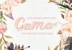 Cama [1 Font] | The Fonts Master