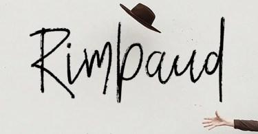 Rimbaud Script [1 Font] | The Fonts Master