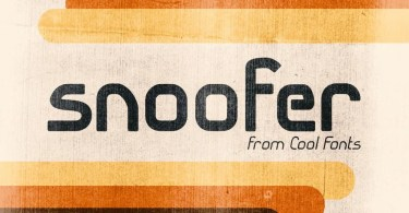Snoofer [4 Fonts] | The Fonts Master