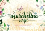Marchelina Script [1 Font] | The Fonts Master