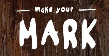 Make Your Mark [1 Font]   The Fonts Master
