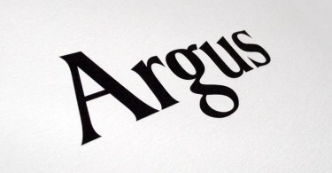 Argus [4 Fonts] | The Fonts Master
