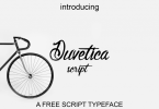 Duvetica [1 Font] | The Fonts Master
