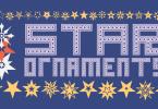 Hwt Star Ornaments [1 Font] | The Fonts Master