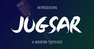 Jugsar [1 Font] | The Fonts Master