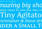 Minuscule [10 Fonts] | The Fonts Master
