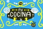 Mi Cocina [11 Fonts] | The Fonts Master