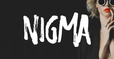 Nigma [1 Font]
