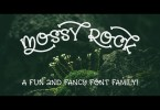 Mossy Rock [6 Fonts] | The Fonts Master