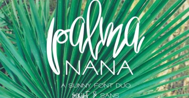 Palma Nana [2 Fonts] | The Fonts Master