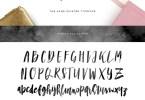 Sandia [1 Font] | The Fonts Master