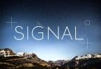 Signal [2 Fonts] | The Fonts Master