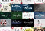 The Free Font Bundle July 2017 [47 Fonts] | The Fonts Master