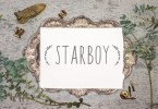 Starboy [2 Fonts] | The Fonts Master