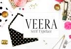 Veera [4 Fonts] | The Fonts Master