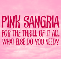 Pink Sangria Aoe [1 Font] | The Fonts Master