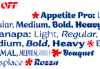 Appetite Pro Super Family [10 Fonts] | The Fonts Master