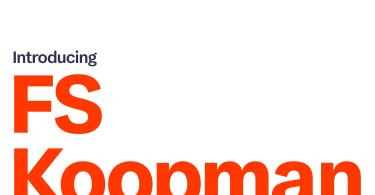 Fs Koopman Super Family [14 Fonts]   The Fonts Master