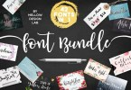 42 Professional Fonts From Mellow Design Lab [59 Fonts] | The Fonts Master