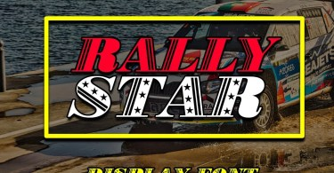 Rally Star [1 Font] | The Fonts Master