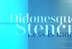 Didonesque Stencil Super Family [20 Fonts] | The Fonts Master