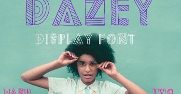 Dazey [1 Font] | The Fonts Master