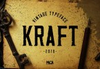 Kraft [3 Fonts] | The Fonts Master