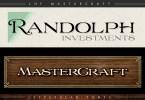 Lhf Mastercraft [7 Fonts] | The Fonts Master