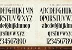 Lhf Quaker [2 Fonts] | The Fonts Master