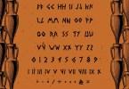 Cat Made Greek [1 Font] | The Fonts Master
