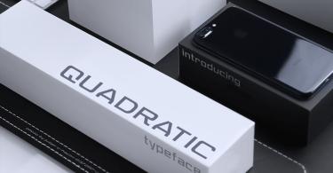Quadratic [1 Font] | The Fonts Master
