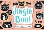 Jingle Boo [2 Fonts &Amp; Extras] | The Fonts Master