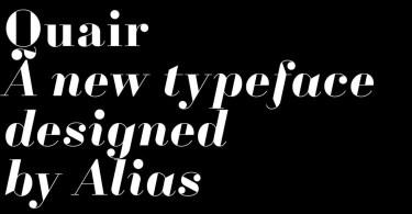 Quair Super Family [16 Fonts] | The Fonts Master