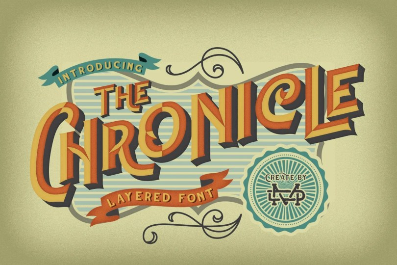 The Chronicle Demo [1 Font]