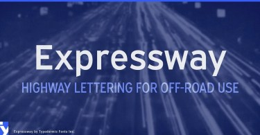 Expressway Super Family [28 Fonts] | The Fonts Master