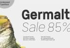 Germalt Super Family [32 Fonts] | The Fonts Master