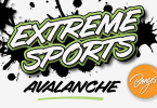Avalanche [1 Font] | The Fonts Master