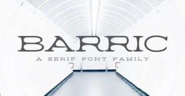 Creativetacos Barric [5 Fonts] | The Fonts Master