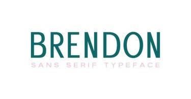 Creativetacos Brendon [3 Fonts] | The Fonts Master