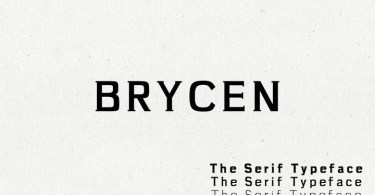 Creativetacos Brycen [7 Fonts] | The Fonts Master