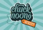 Chuck Noon Script [1 Font] | The Fonts Master