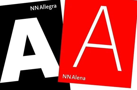 Nn Alena Super Family [16 Fonts] | The Fonts Master