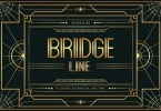 Bridge Line [1 Font] | The Fonts Master