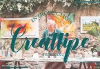 Creattipe [2 Fonts] | The Fonts Master