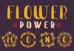 Flower Power [1 Font] | The Fonts Master