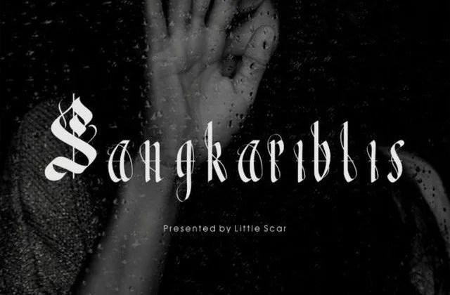 Sangkariblis [1 Font] | The Fonts Master