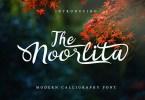 Noorlita [1 Font] | The Fonts Master