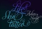 Adios Script Pro Super Family [1 Font] | The Fonts Master