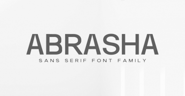 Abrasha [3 Fonts] | The Fonts Master