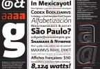 Presidencia [20 Fonts] | The Fonts Master